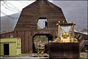 Robert Pickton's ramshackle farm outside Vancouver