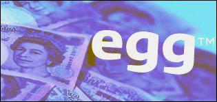 Online bank Egg