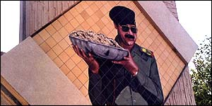 Saddam is controlling supplies of desperately-needed medicines