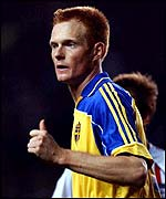Sweden defender Michael Svensson