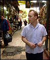 Paul Kenyon in Cairo