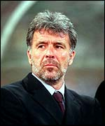 Eric Gerets is popular but probably too expensive for Belgium