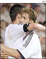 Klose has scored five goals so far