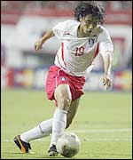 Korea have good young players o which to build their footballing future