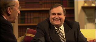 John Prescott MP, deputy prime minister