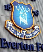Everton's Goodison Park stadium