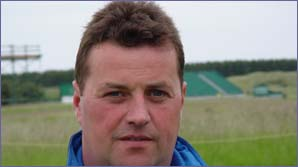 Muirfield Course Manager, Colin Irvine