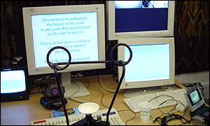 Imperial College eye-tracking experiment