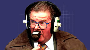 Motty shares his tips on becoming a football commentator