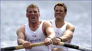 Pinsent and Cracknell