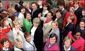 Labour's 1997 women MPs
