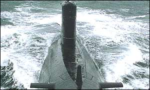 Agosta-90B attack submarine
