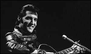 Elvis Presley (Pic: EPE)