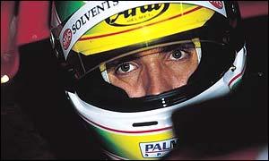 New Minardi driver Justin Wilson