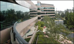 Mantas HQ in Fairfax, Virginia