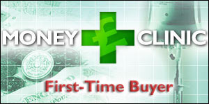 Money clinic first-time buyer