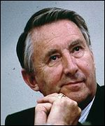 David Steel, former Alliance leader