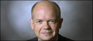 William Hague MP, former Conservative party leader
