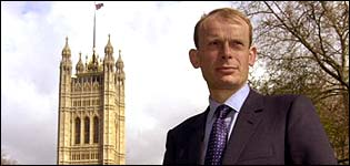 The BBC's Political Editor Andrew Marr