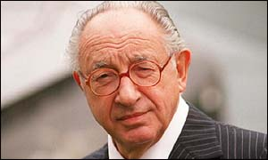Lord Weinstock