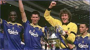 David Beasant helped Wimbledon win the FA Cup in 1988