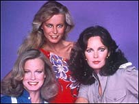 Cheryl Ladd (centre) and Canada were pleasant surprises
