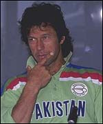 Imran Khan of Pakistan