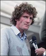 Bob Willis of England