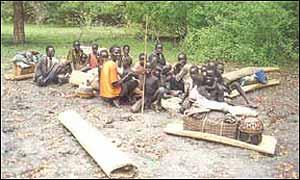 Sudanese civilians