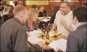 university bar