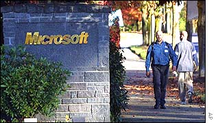 Microsoft headquarters in Redmond