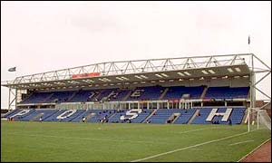 Peterborough United's London Road ground