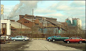 US Steel plant, Gary, Indiana