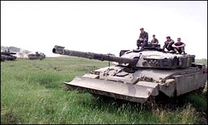 Desert Rats - the 7th Armoured Brigade