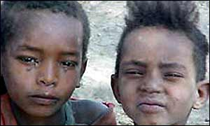 Children in Dir Fakar