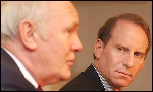Richard Haass (right)