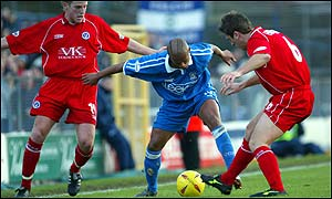 Cardiff v Chesterfield
