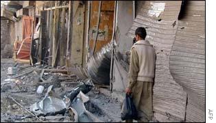 Shelling hits an area 60km from Muzaffarabad, capital of Pakistan-administered Kashmir