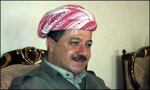 Massoud Barzani: