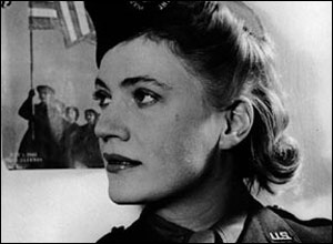 Lee Miller in 1944. Copyright Lee Miller Archive.