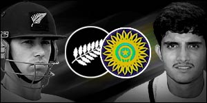 New Zealand host India for two Tests and seven ODIs