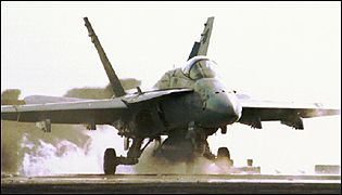 F18 Hornet 
