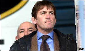 Former Liverpool and Celtic boss Kenny Dalglish