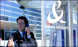 France Telecom payphone