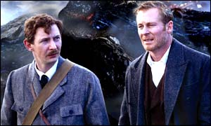 Ian Hart and Richard Roxburgh