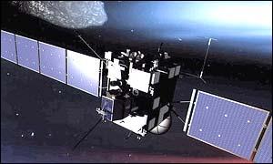 Rosetta mission (Astrium)
