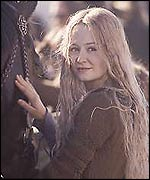 Miranda Otto as Eowyn