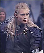 Legolas the elf [Orlando Bloom]