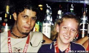 Mehmet Ocak and Rachael Lloyd