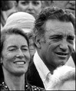 Susan Ferguson and Hector Barrantes